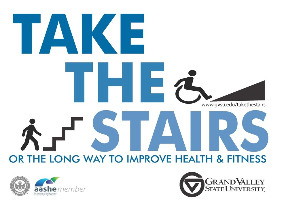 West Michigan Take the Stairs Week!